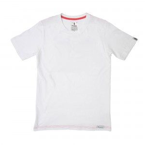 Essential White Tee