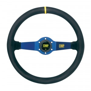 Racing steering wheel - RALLY SCAMOSCIATO
