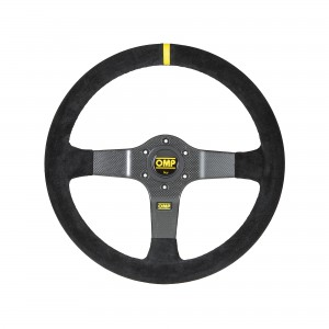 Carbon racing steering wheel - 350 CARBON D