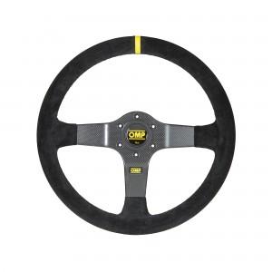 Carbon racing steering wheel - 350 CARBON D