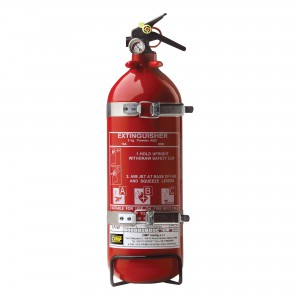 Car fire extinguisher - CAB/316