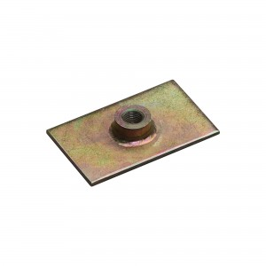 Safety harnesses plate - DB/418
