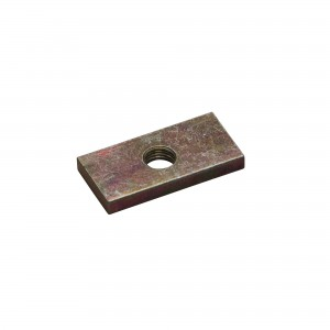 Safety harnesses plate - DB/421