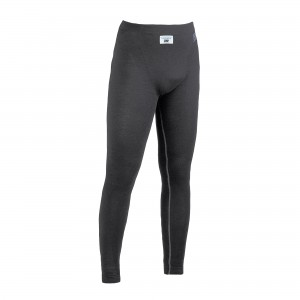 Racing underwear - ONE LONG JOHNS - BLACK VERSION