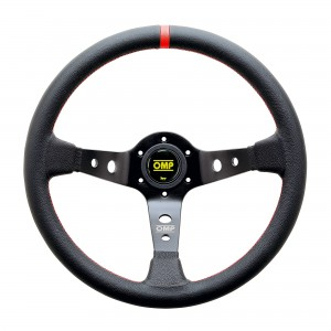 Racing steering wheel - CORSICA LISCIO