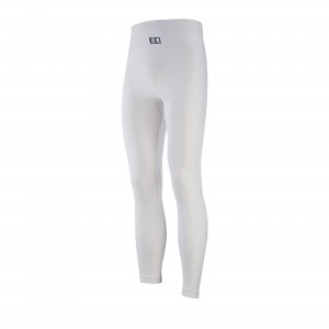 Racing underwear - ONE LONG JOHNS - WHITE VERSION