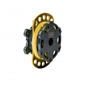 Quick release hub (bolted)