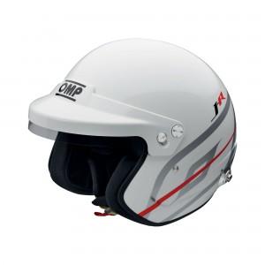 Open face helmet - J-R HANS