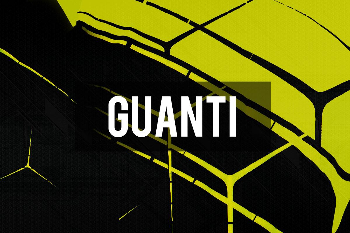 Guanti Custom